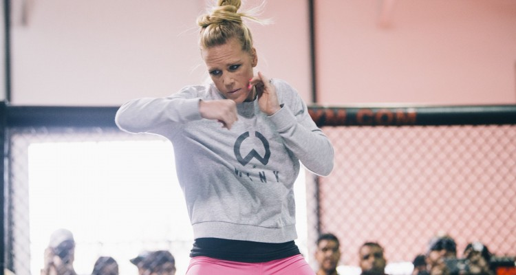 Holly Holm (Esther Lin/MMA Fighting)