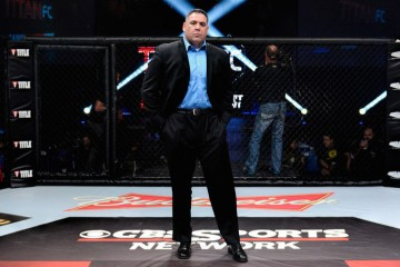 Under CEO Jeff Aronson (TitanFighting.com)