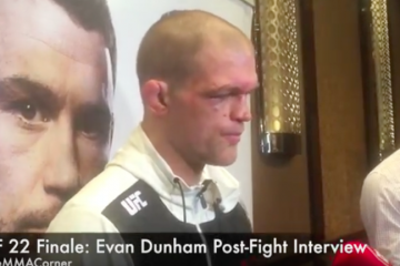 Evan Dunham (José Youngs/The MMA Corner)