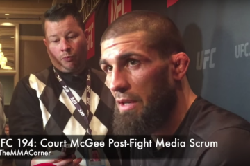 Court McGee (José Youngs/The MMA Corner)