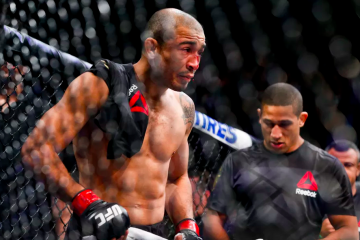 Jose Aldo (Esther lin/ MMA Fighting)