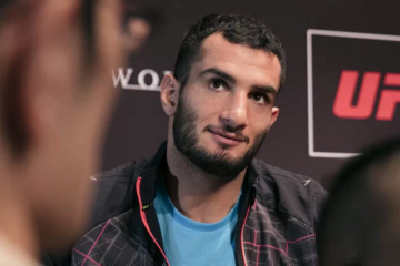 Gegard Mousasi (Esther Lin/MMA Fighting)
