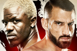 Melvin Guillard (L) vs. Mike Bronzoulis (R) (Bellator)
