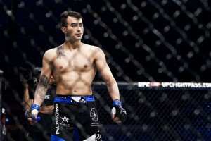 Makwan Amirkhani  (Esther Lin, MMA Fighting)