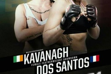 Fight poster courtesy of BAMMA