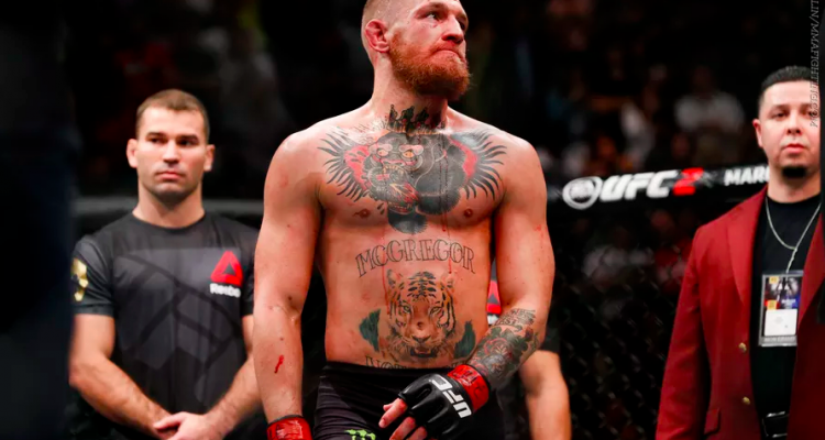 Conor McGregor (Esther Lin/MMAFighting.com)