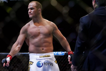 Junior dos Santos (EstherLin/MMAFighting)