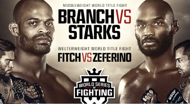 WSOF 30 Event Poster