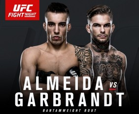 Thomas Almeida faces Cody Garbrandt at Fight Night 88 on Sunday, May 29 (UFC.com / Zuffa)