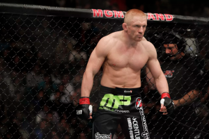 Dennis Siver (Esther Lin, MMA Fighting)