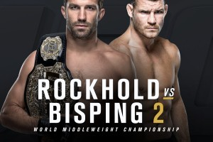 UFC 199 takes place on Saturday, June 4th. The main card airs live on PPV (Source: UFC.com / Zuffa)