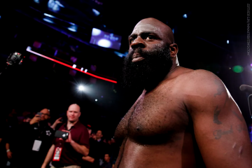 Kimbo Slice (Esther Lin/MMA Fighting)