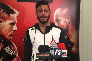 Marco Beltrán (Jose Youngs/The MMA Corner)