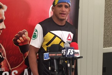 Gilbert Burns (Jose Youngs/The MMA Corner)