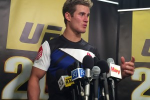 Sage Northcutt (Jose Youngs/The MMA Corner)