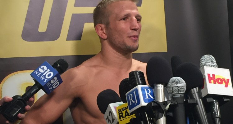 TJ Dillashaw (@José Youngs/The MMA Corner)
