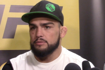 Kelvin Gastelum (Jose Youngs/The MMA Corner)