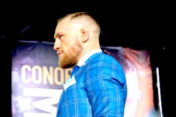 Conor McGregor (Will Rideout/Sherdog)
