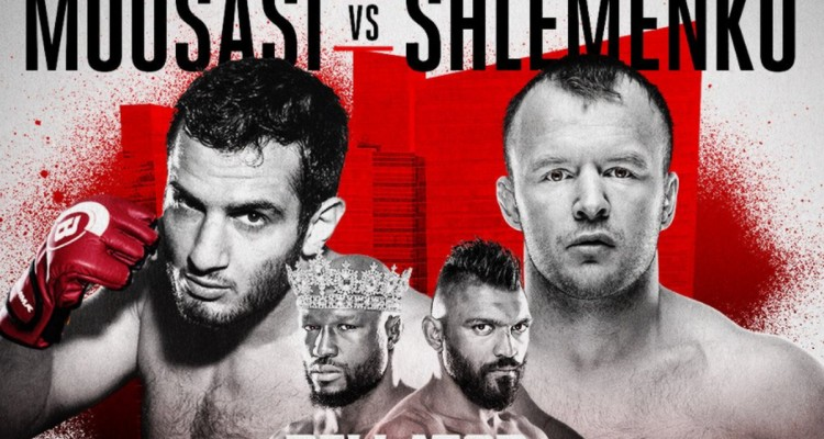 Gegard Mousasi Squeaks By Alexander Shlemenko With Grotesquely Swollen Eye