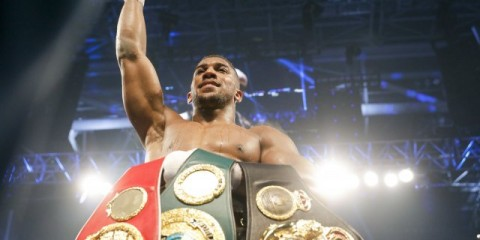 Anthony Joshua (Esther Lin/Showtime via Sherdog)