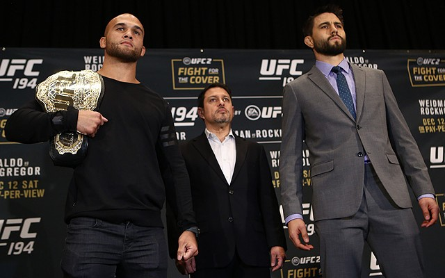 Santiago Ponzinibbio Calls For Title Eliminator With dos Anjos