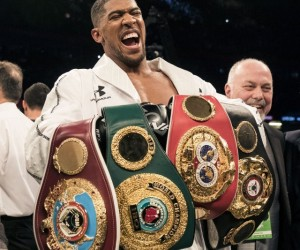 Anthony Joshua (Esther Lin/Showtime via Sherdog.com)